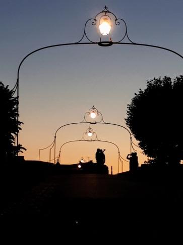 Pont vers la cité