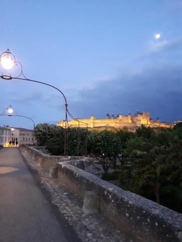 la cité depuis le pont